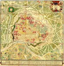 Map Of Vienna File Map Vienna 1710 Jpg Wikimedia Commons