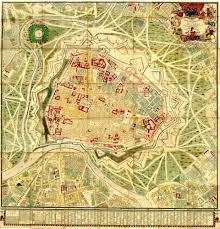map of vienna file map vienna 1710 jpg wikimedia commons