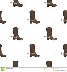 s boots usa cowboy s boots icon in style isolated on white background