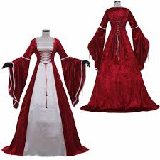 compare prices on medieval wedding dress costume online shopping