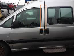 citroen dispatch side sliding door not closing properly page 1