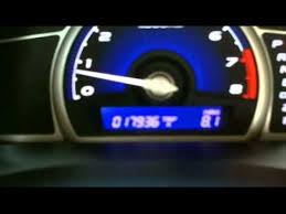 honda civic change frequency how to change on a 2010 honda civic with
