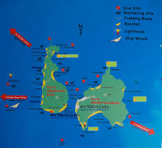 Hungry Shark Map Parhentian Islands Malaysia Dive Maps Traveling Across Asia