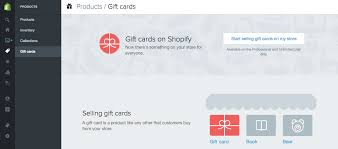 store gift cards create gift cards for your shopify store shopstorm