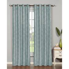 turquoise curtains u0026 drapes window treatments the home depot