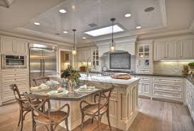 galley style kitchen with island traditional kitchen with skylight breakfast bar zillow digs