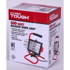 500 watt halogen light ht 500 watt halogen work light walmart w free store pickup for