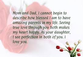 wedding wishes to parents wedding anniversary messages wishes and quotes