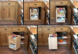 decor captivating blind corner cabinet for kitchen decoration