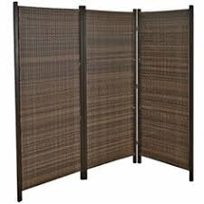 Outdoor Privacy Screens For Backyards Versare Outdoor Wicker Resin Divider Patio Furniture Pinterest
