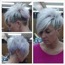 funky hairstyle for silver hair 28 best haircuts images on pinterest new hairstyles short cut
