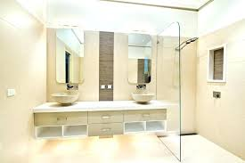 Houzz Bathrooms With Showers Houzz Small Bathroom Ideas Exle Of A Minimalist Gray Tile