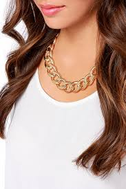 best gold chain necklace images Versatile gold necklace chain necklace 17 00 jpg