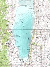 Topographic Map Of Utah by Index Of U0104663 Fishing Maps