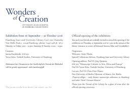 Ottoman Studies by Wonders Of Creation U2013 Ottoman Manuscripts In Hamburg Collections