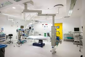 18 operating rooms and much more created with krion at the chuac