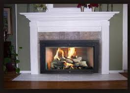 fireplace screen with glass doors choose glass doors for your type of fireplace brick anew blog