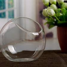 Wine Glass Flower Vase Shop Glass Terrarium Vase On Wanelo