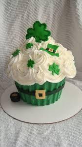 cake clipart st patricks day