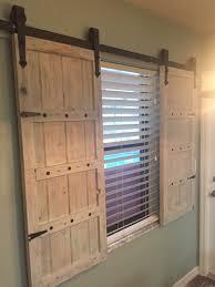 interiors wonderful barn door window shades barn door hardware