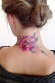 15 pretty neck tattoos for women outlines natural and tattoo