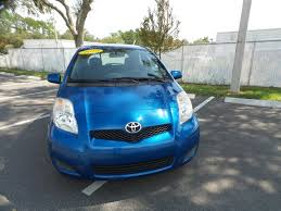 pre owned 2010 toyota yaris base 3dr hb in jacksonville 80005a