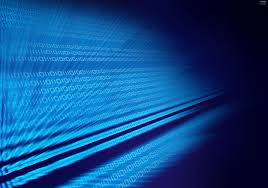digital backgrounds blue binary code digital background psdgraphics