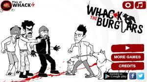 Burglars by Whack It Whack The Burglars Gameplay Video Dailymotion