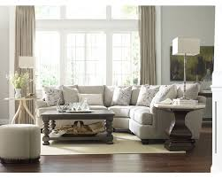 Thomasville Benjamin Leather Sofa by Thomasville Living Room Sets Interior Design