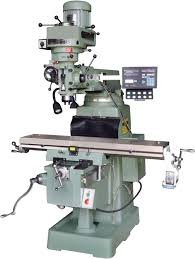 vertical turret milling machine m4 rs 320500 bhavya machine tools