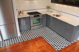 beautiful dark violet eurpoean style kitchen cabinet design