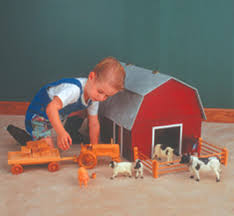 Barn Toy Box Woodworking Plans Big Barn Wood Plans Build Our Big Barn For Your Little Farmer The