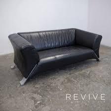 sofa leder rolf sofa 322 affordable rolf auf umbau mit lederbezug