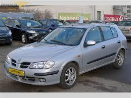 nissan almera 2002 prodej nissan almera 2 2 di rezervace hatchback rok 2002 inzerát