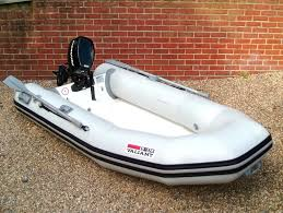 valiant rib 270 u0026 6hp mercury outboard engine in southampton