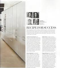 No One Kitchen by Great Article On Kitchens As Seen In Luxe Magazine U2014 Kay Genua Designs