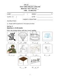 worksheet for year 1 kssr english worksheet year kssr sjk a