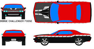Dodge Challenger Drawing - dodge challenger foose by bagera3005 on deviantart