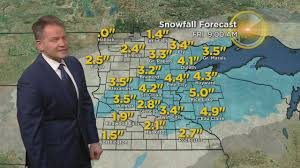 Current Us Weather Map 10 P M Weather Report Wcco Cbs Minnesota