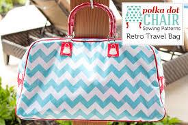 Kentucky Travel Handbags images Retro travel bag sewing pattern jpg