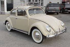 light beige 1954 beetle paint cross reference