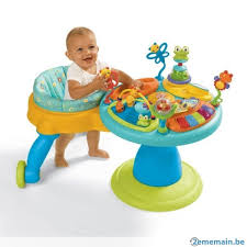 table d eveil avec siege bright starts table d activités 3 en 1 pour bébés around we a