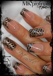 best 25 leopard nail designs ideas on pinterest leopard nails