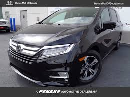 2018 new honda odyssey touring automatic at honda mall of georgia