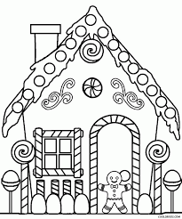 us symbols coloring pages gingerbread house coloring pages printable coloring home