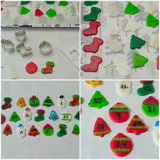 candy ornaments airheads advent calendar flour on my