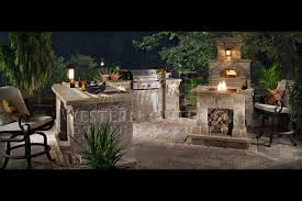 pizza ovens bbq islands outdoor kitchens gallery western outdoor