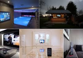 multi room audio visual smart home installations