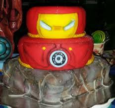 11 best iron man cake images on pinterest birthday cakes