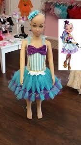 Halloween Costume Inspired Madeline Hatter Tutuspoiledboutique